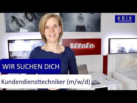Kundendiensttechniker gesucht (m/w/d) // Paderborn und Umgebung