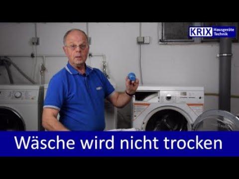 Kondenstrockner trocknet nicht richtig? Bosch Siemens und andere