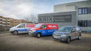 Krix Miele Kundendienst Waschmaschine Verkauf Paderborn Salzkotten