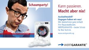 Wertgarantie Waschmaschine