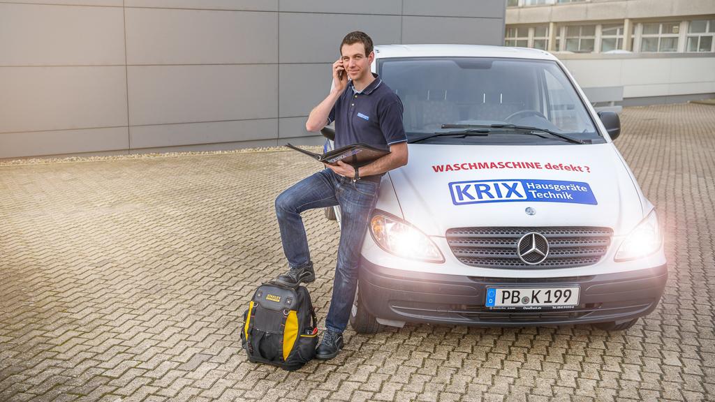 Reparatur Defekter Hausgerate In Paderborn Waschmaschine