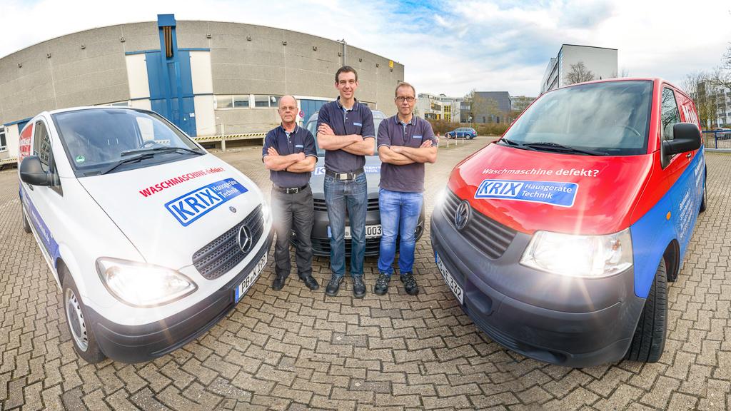Kundendienst Waschmaschine defekt Trockner kaputt Paderborn Service