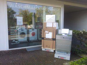 GEschirrspüler defekt Reparatur Kundendienst Krix Hausgeräte Paderborn
