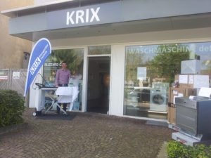 Waschmaschine kaputt Reparatur Paderborn Krix