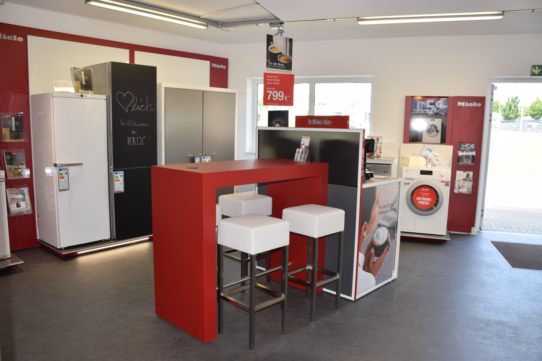 Miele Kaffeevollautomaten Krix Salzkotten Verkauf Waschmaschine Geschirrspüler