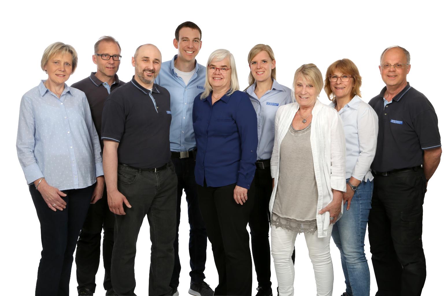 Krix Paderborn Salzkotten Waschmaschine Verkauf Reparatur